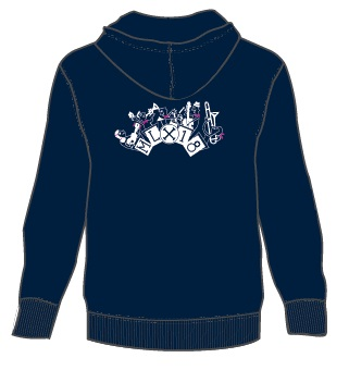 MLX18 hoodie