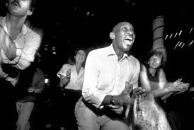 Frankie Manning dancing
